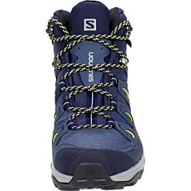 Salomon X Ultra 3 Mid GTX Scarpe Donna, blu